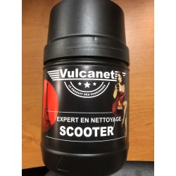 Lingettes vulcanet de...