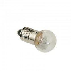Ampoule  blanche 6V (E10)