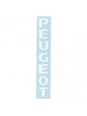 Autocollant Peugeot de fourche