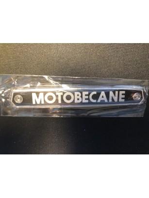 Logo réservoir Motobécane...